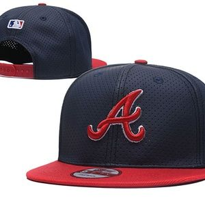 MLB Atlanta Braves Snapback Fresh Caps Hat Cap